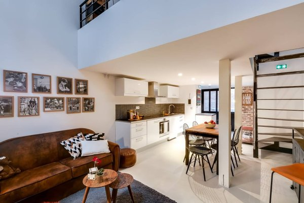 Sweetinn Apartments rue Tardieu - фото 6