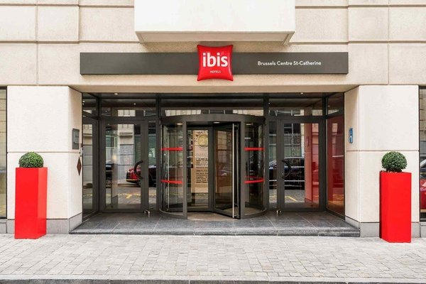 ibis Hotel Brussels Centre Ste Catherine - фото 20