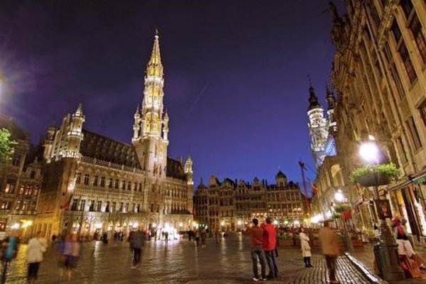 Sheraton Brussels Hotel - фото 17