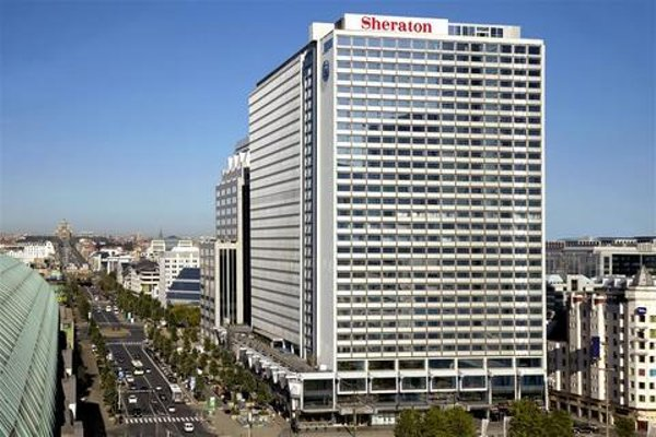 Sheraton Brussels Hotel - фото 21
