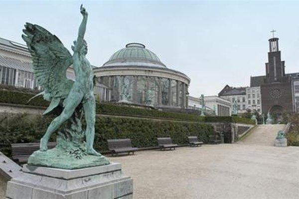 Sheraton Brussels Hotel - фото 23