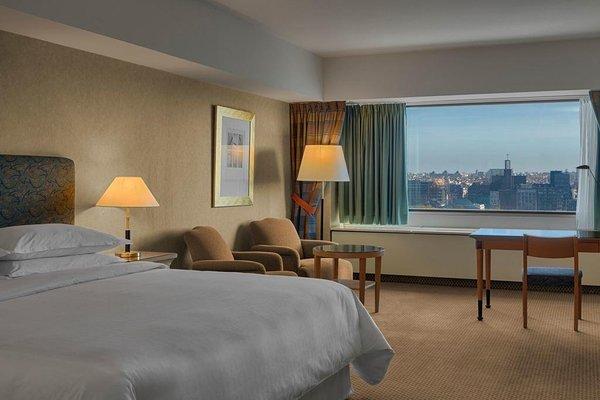 Sheraton Brussels Hotel - фото 3