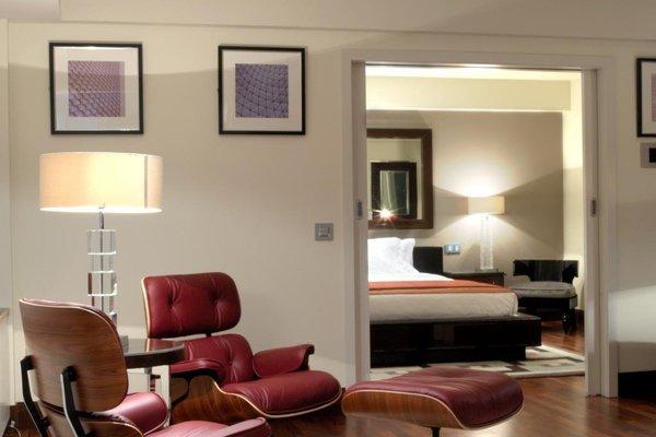Sheraton Brussels Hotel - фото 5