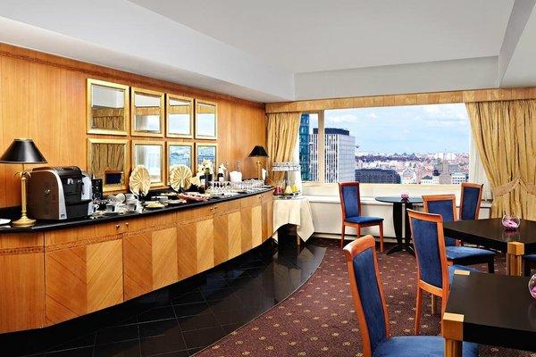 Sheraton Brussels Hotel - фото 9