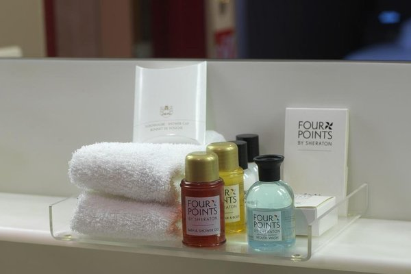 Four Points by Sheraton Hotel Brussels - 10