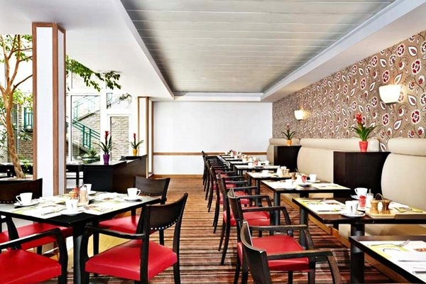 Four Points by Sheraton Hotel Brussels - 11