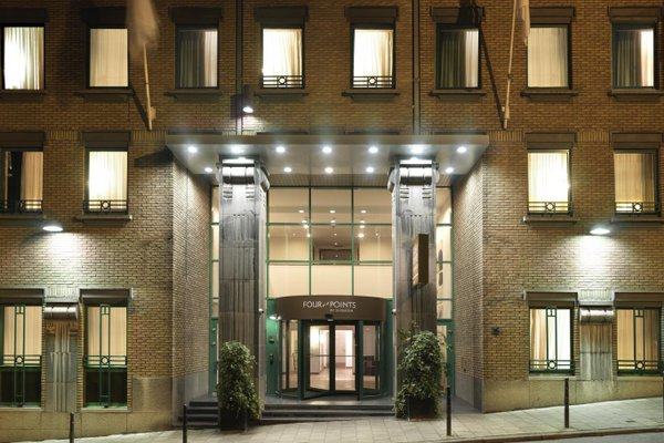 Four Points by Sheraton Hotel Brussels - 14