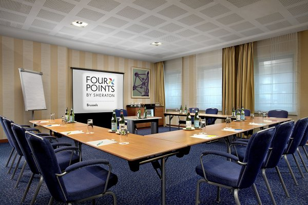 Four Points by Sheraton Hotel Brussels - 15
