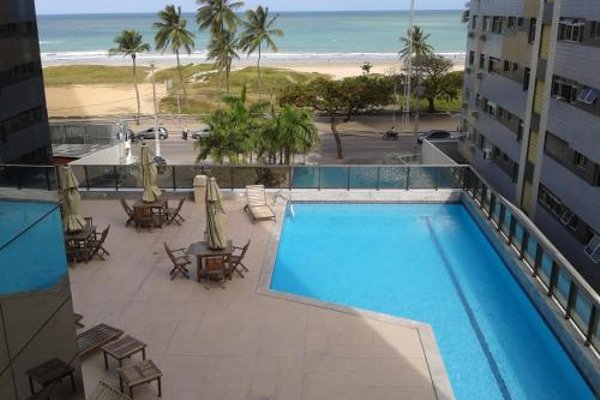 Boa Viagem 420 Apart Hotel - фото 13