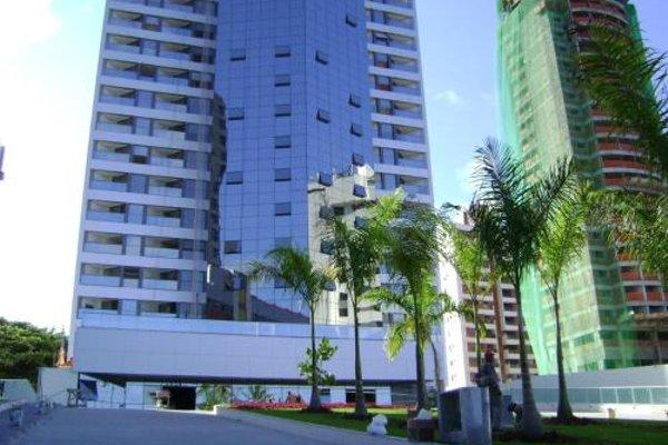 Boa Viagem 420 Apart Hotel - фото 14