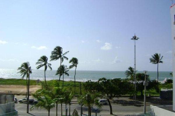 Boa Viagem 420 Apart Hotel - фото 15