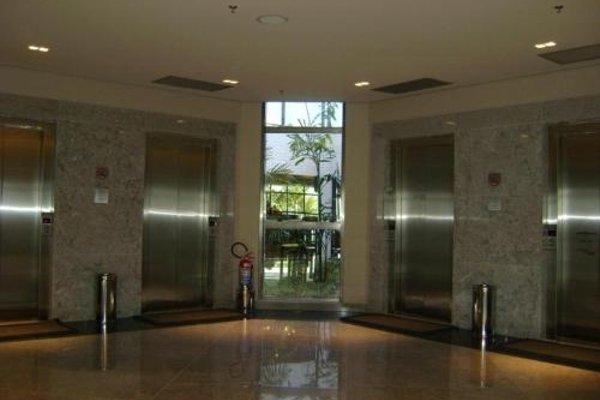 Boa Viagem 420 Apart Hotel - фото 9
