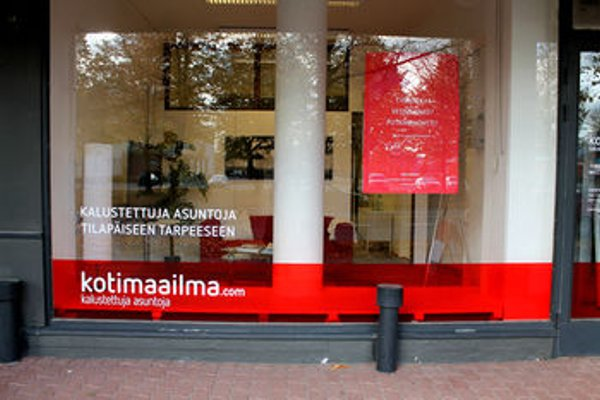 Kotimaailma Apartments Joensuu - фото 22