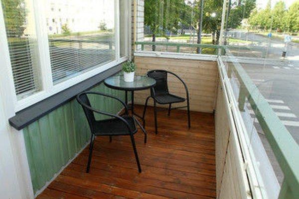 Kotimaailma Apartments Joensuu - фото 23