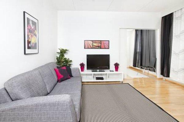 Kotimaailma Apartments Joensuu - фото 9