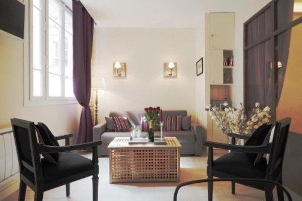 Saint Germain Elegant Suite - фото 18