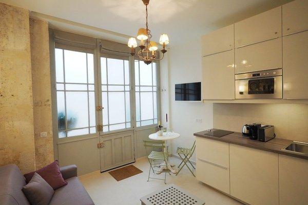 Saint Germain Elegant Suite - фото 3