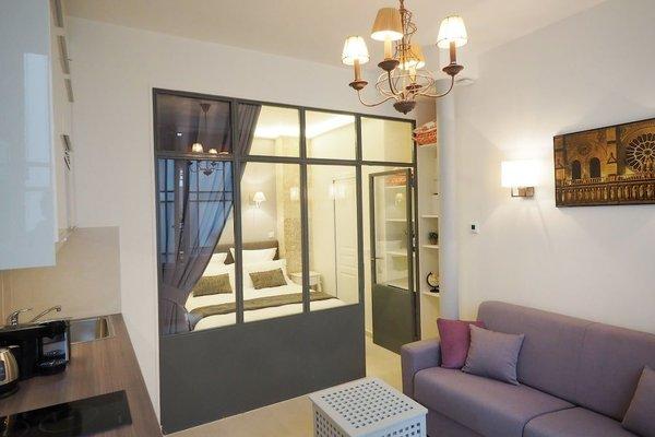 Saint Germain Elegant Suite - фото 5
