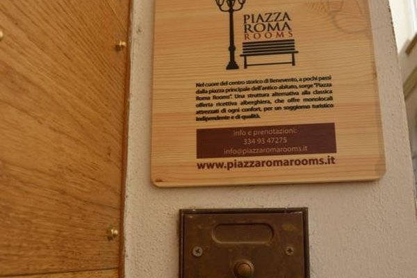 Piazza Roma Rooms - фото 20