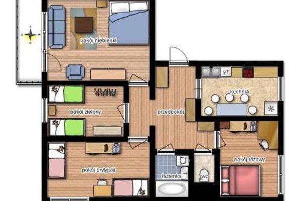 Pokoje Goscinne Roik - фото 50