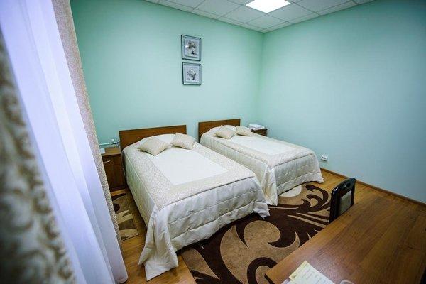 Отель Бушуев - фото 11