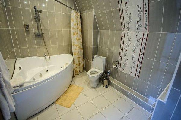 Отель Бушуев - фото 16