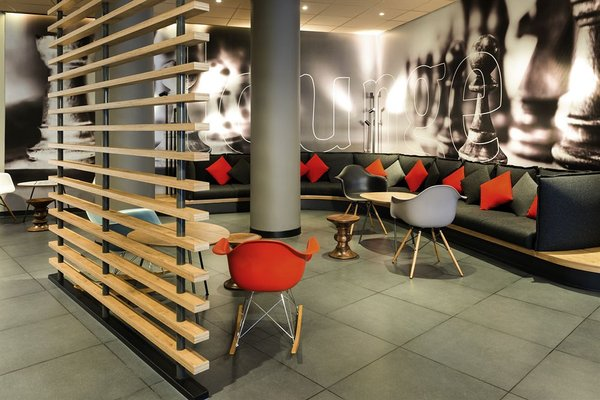 ibis Hotel Brussels off Grand'Place - фото 17