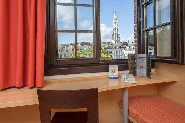 ibis Hotel Brussels off Grand'Place - фото 19