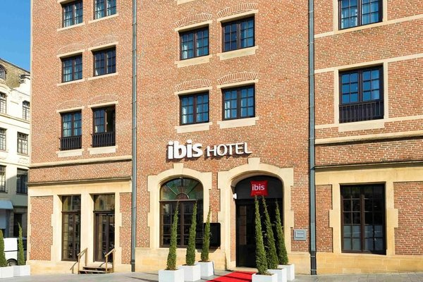 ibis Hotel Brussels off Grand'Place - фото 22
