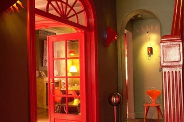 Monty Small Design Hotel - фото 12
