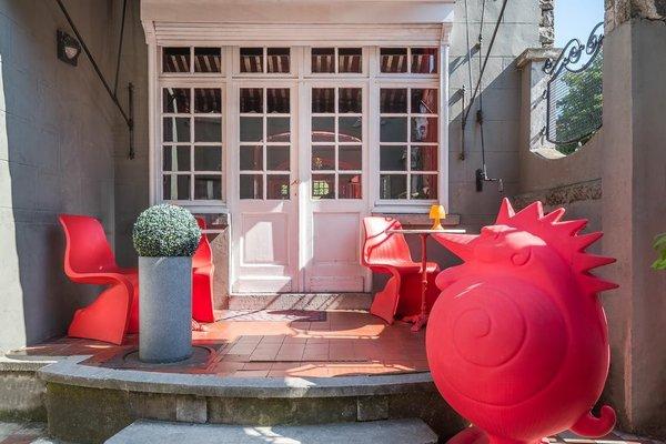 Monty Small Design Hotel - фото 18