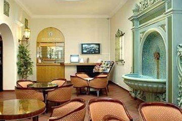 Hotel Des Colonies - фото 16