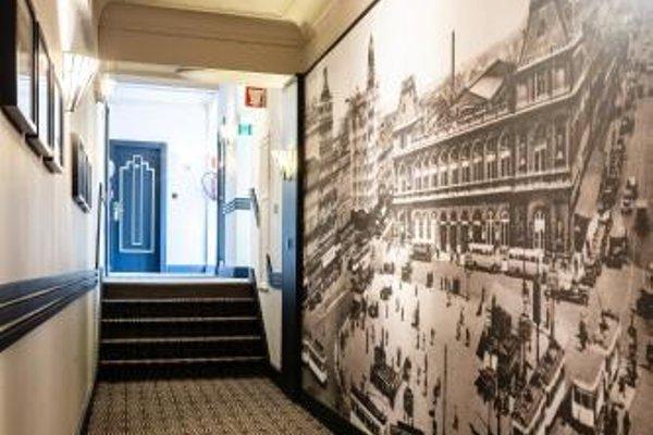 Hotel Des Colonies - фото 17