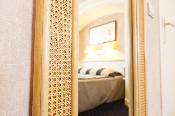 Hotel Des Colonies - фото 8