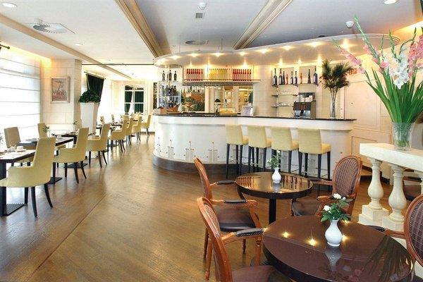 Hotel Le Chatelain - фото 12