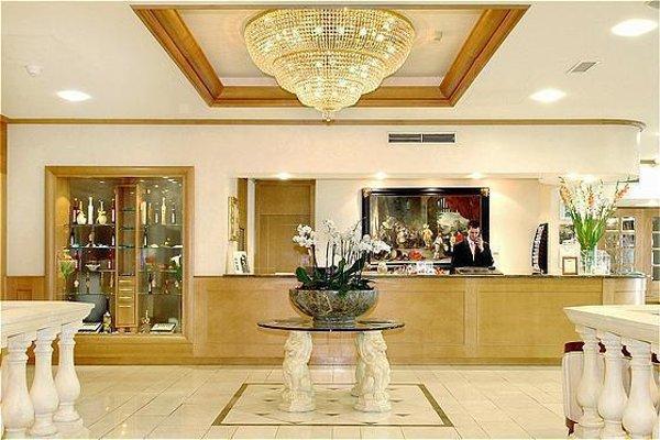 Hotel Le Chatelain - фото 14