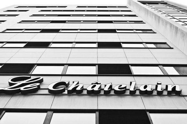 Hotel Le Chatelain - фото 22