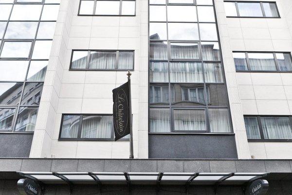 Hotel Le Chatelain - фото 23