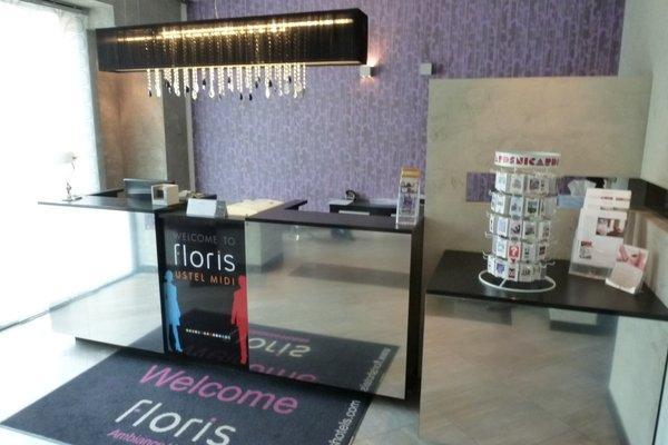 Hotel Floris Hotel Ustel Midi - фото 15