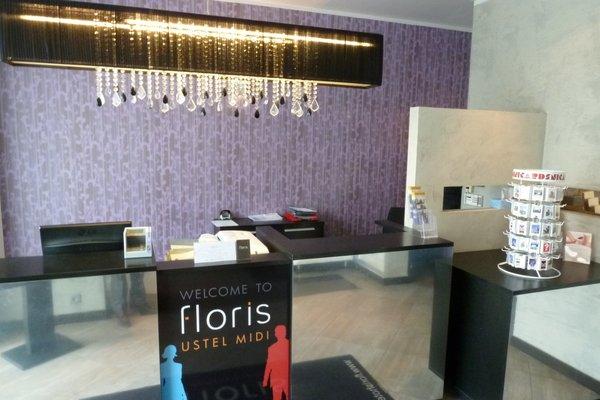 Hotel Floris Hotel Ustel Midi - фото 17