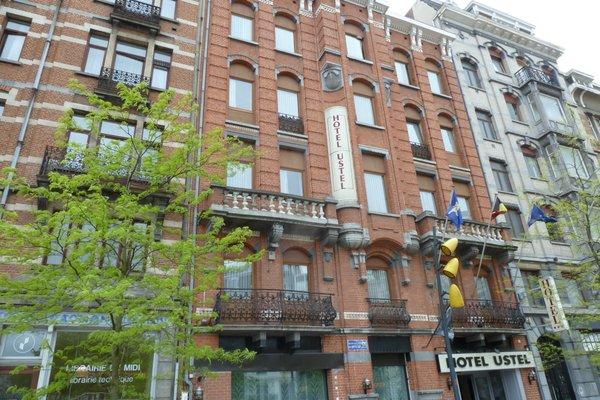 Hotel Floris Hotel Ustel Midi - фото 23