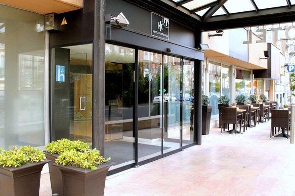 Hotel Catalonia Brussels - 11