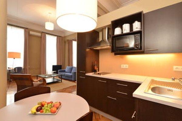 ApartHotel MAS Residence - фото 11
