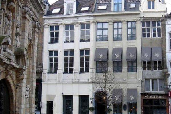 Hotel Le Dixseptieme - фото 22