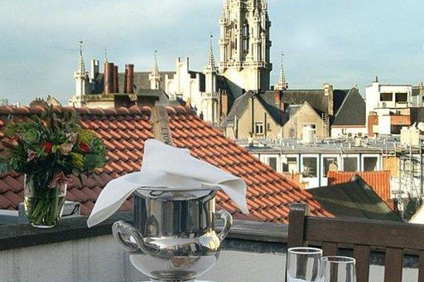 Hotel Le Dixseptieme - фото 23
