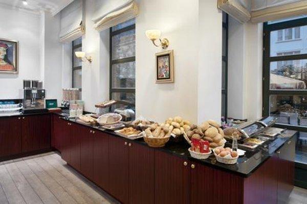 Holiday Inn Hotel Brussels-Schuman - фото 11