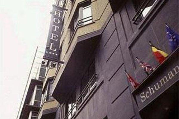 Holiday Inn Hotel Brussels-Schuman - фото 22