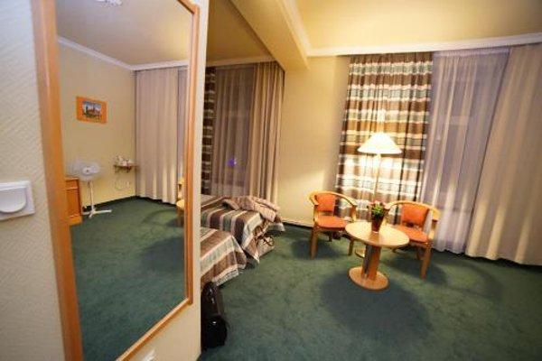 Hotel Polonia Raciborz - фото 19