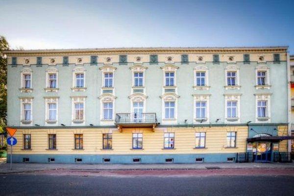 Hotel Polonia Raciborz - фото 22