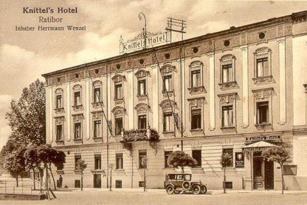 Hotel Polonia Raciborz - фото 23
